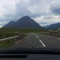Driving to the North West Highlands!
