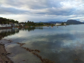 From Harbour St Plockton June 20th 8.20pm