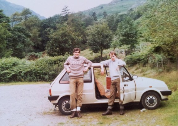 Alan & ME