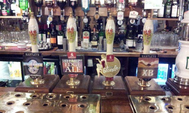 Beer & Food at Mill Iinn, Mungrisdale - 9pm