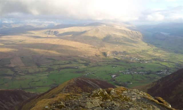Brilliant Blencathra Summit View - 7'50pm