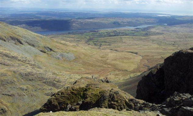 From Dow Crag