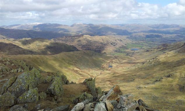 From Great Carrs Looking East