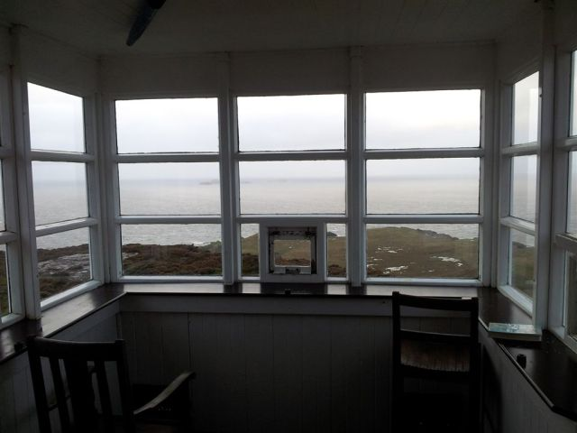 Inside the Lookout