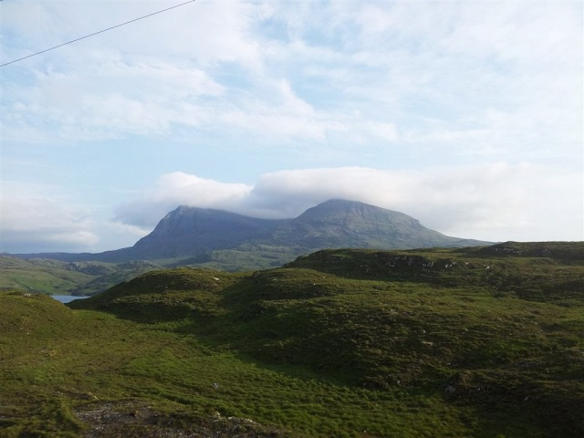 The fascinating Quinag