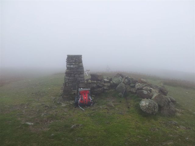 Clough Head Summit