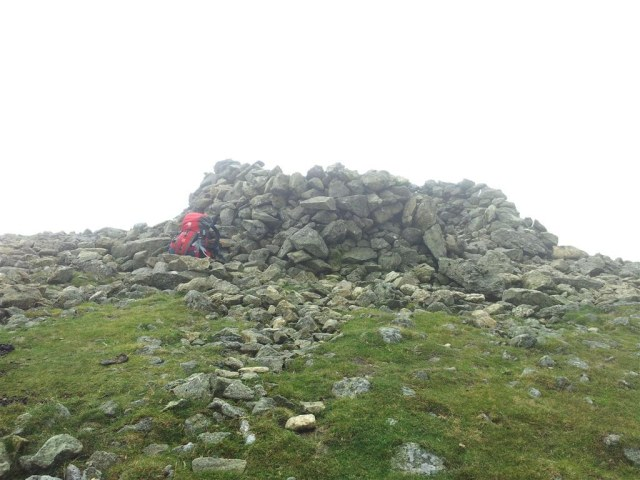 Great Dodd summit shelter