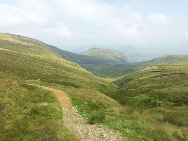 Sticks Pass to Sheffield Pike