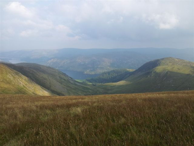 View down Glencoyne