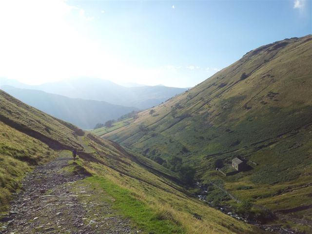 Nearly back to Hartsop