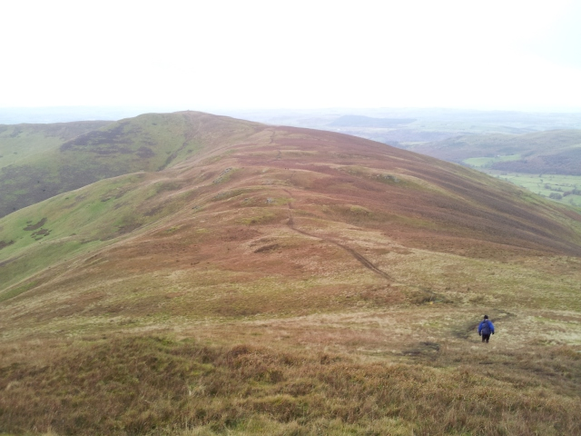 From Lords Seat to Broom Fell
