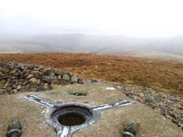 View from Windy Gyle summit, lasted 30 seconds