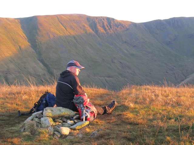 On The Nab to Rampsgill Head & High Raise