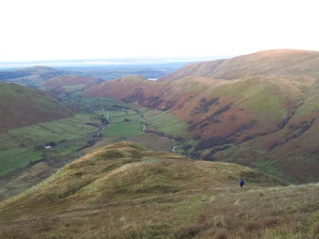 A steep descent to Martindale