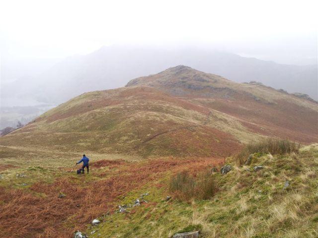 Arnison Crag ahead