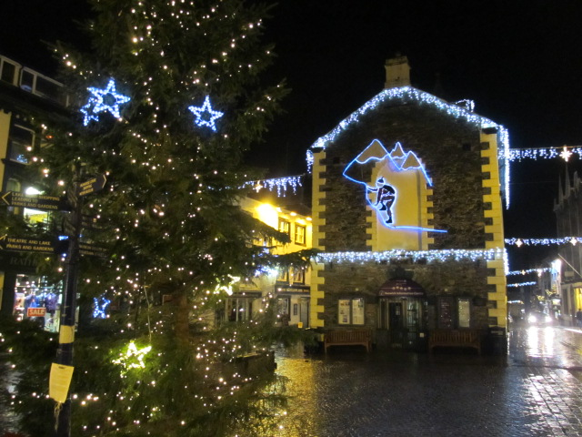 Christmas Keswick (courtesy of Alan Images, Hexham ie Alans camera)