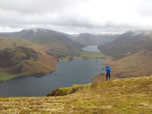 Better view with Crummock Water