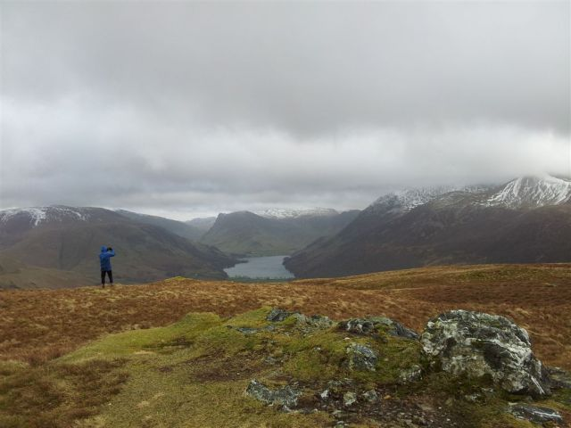 Robinson, Buttermere, Fleetwith Pike, High Stile & Red Pike