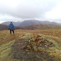 Making a Break for Mellbreak and Hen Comb - two Windy Western Wainwrights
