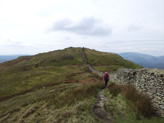 A Short Wander on Wansfell and Baystones but not necessarily in that order_10