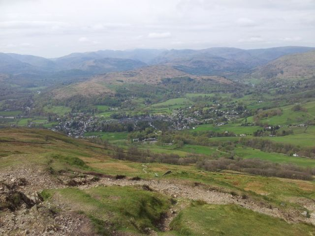 A Short Wander on Wansfell and Baystones but not necessarily in that order_11