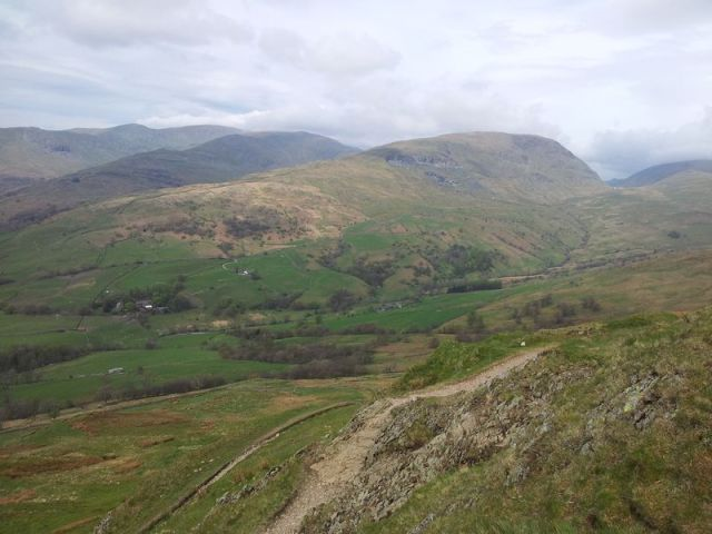 A Short Wander on Wansfell and Baystones but not necessarily in that order_12