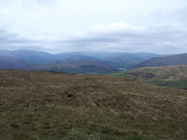 A Short Wander on Wansfell and Baystones but not necessarily in that order_5