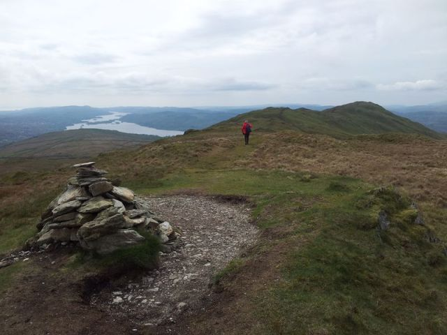 A Short Wander on Wansfell and Baystones but not necessarily in that order_6
