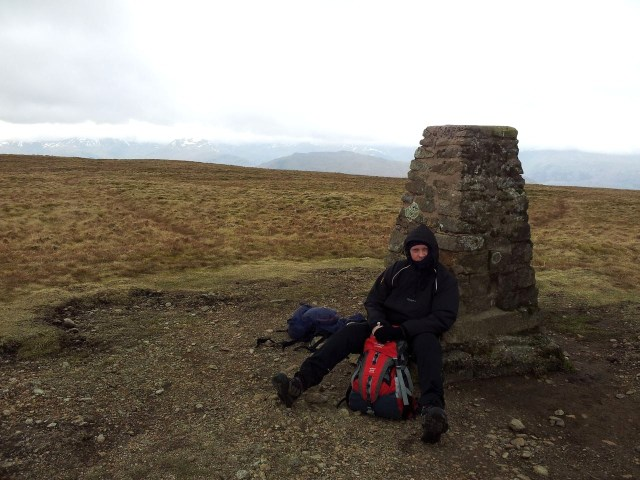 Me on Loadpot Hill