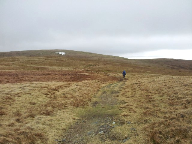 North Eastern Wainwrights, Bonscale & Arthurs Pike, Loadpot Hill, Wether Hill & Pikewassa_19