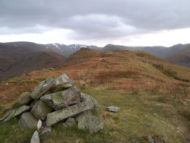 North Eastern Wainwrights, Bonscale & Arthurs Pike, Loadpot Hill, Wether Hill & Pikewassa_2