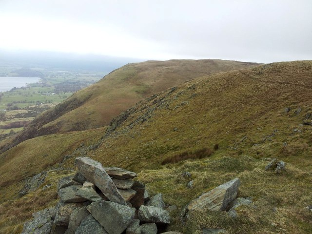North Eastern Wainwrights, Bonscale & Arthurs Pike, Loadpot Hill, Wether Hill & Pikewassa_27