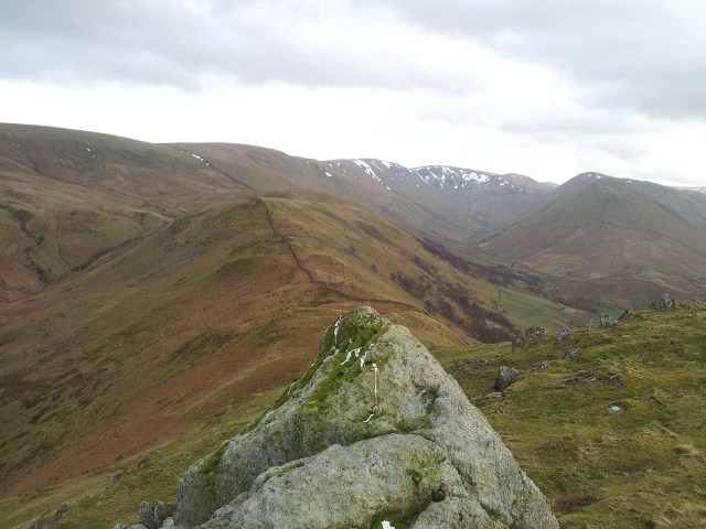 North Eastern Wainwrights, Bonscale & Arthurs Pike, Loadpot Hill, Wether Hill & Pikewassa_8