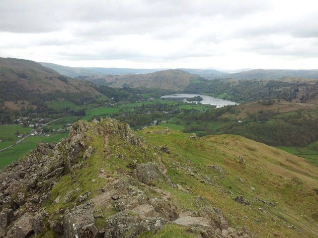 Helm Crag View