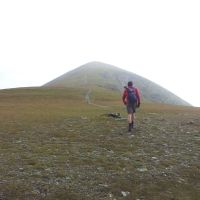 A Tour of Skiddaw From Millbeck - Lonscale Fell, Burnt Horse, Skiddaw House, Bakestall, Skiddaw and Dodd (14 miles)