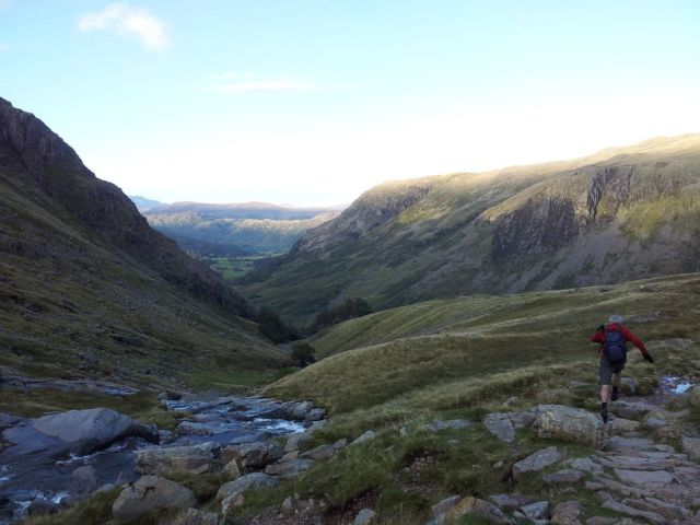 Gable, Kirk Fell & Wasdale Head from Seathwaite_1