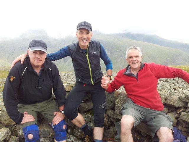 Gable, Kirk Fell & Wasdale Head from Seathwaite_19