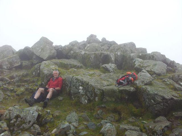 Gable, Kirk Fell & Wasdale Head from Seathwaite_24