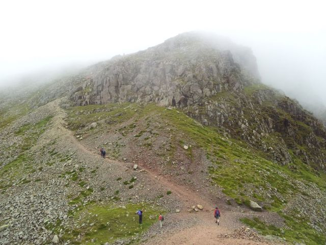 Gable, Kirk Fell & Wasdale Head from Seathwaite_26
