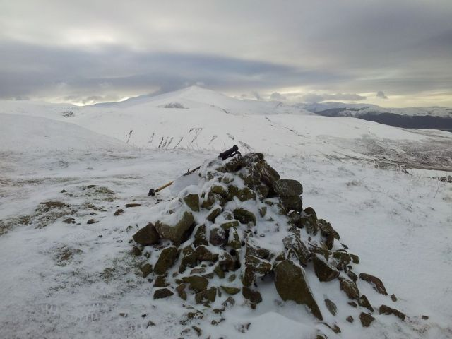 Back of Skiddaw with a Cockup_21