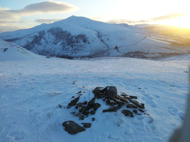 Back of Skiddaw with a Cockup_3