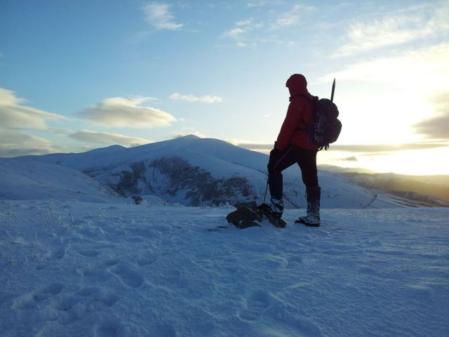 Back of Skiddaw with a Cockup_5