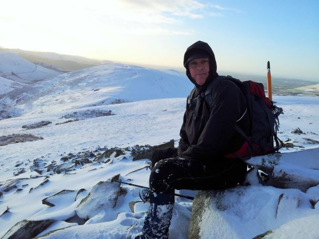 Back of Skiddaw with a Cockup_7