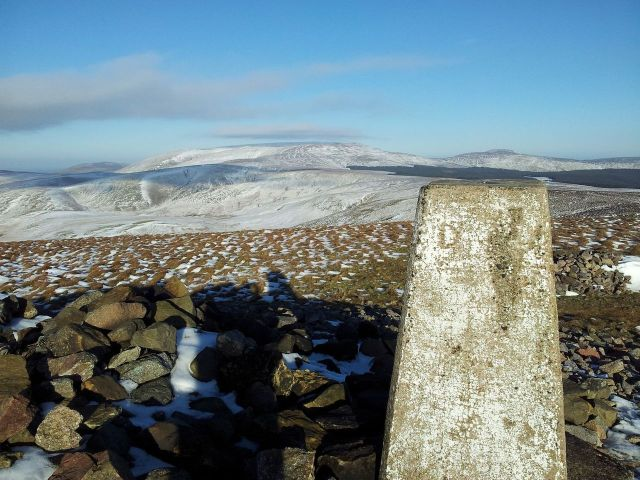Windy Gyle in the snow Feb 2015 (10)