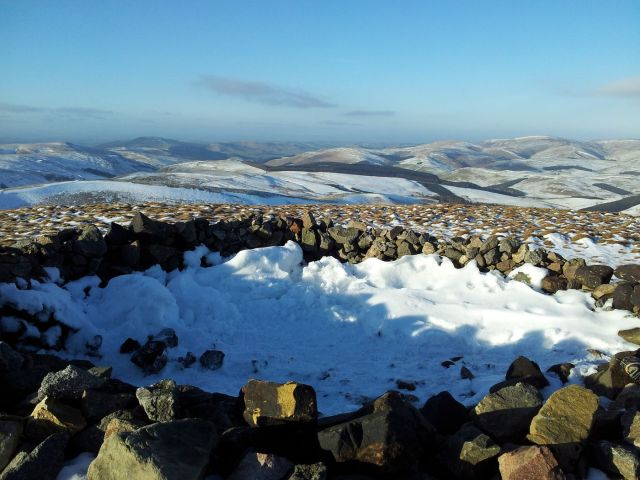 Windy Gyle in the snow Feb 2015 (11)