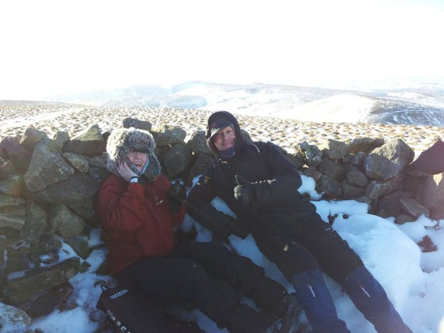 Windy Gyle in the snow Feb 2015 (12)