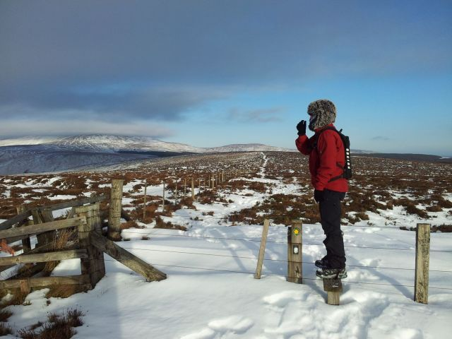 Windy Gyle in the snow Feb 2015 (18)