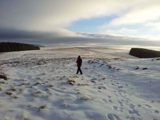 Windy Gyle in the snow Feb 2015 (21)