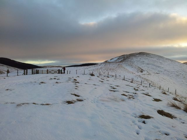 Windy Gyle in the snow Feb 2015 (23)