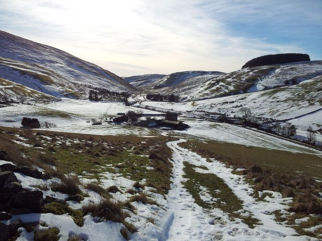 Windy Gyle in the snow Feb 2015 (3)